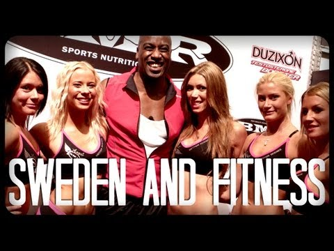 SWEDISH GIRLS LOVE FITNESS  IN GOTHENBURG