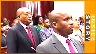 🇿🇦 What will fallout be from state fraud inquiry? | Inside Story - ALJAZEERAENGLISH