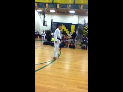 Martial arts tournament