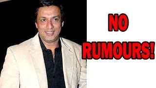 Madhur Bhandarkar clears rumours on making a film on 2611 - EXCLUSIVE