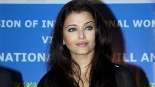 Aishwarya Rai at a social event