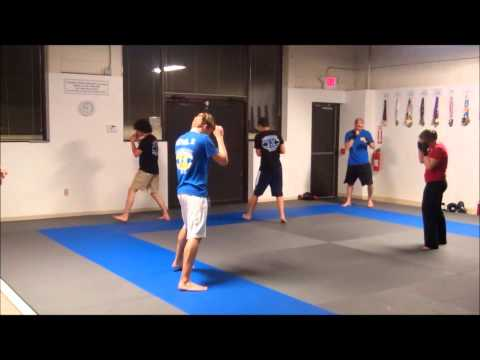 Muay Thai and Boxing at Paramount BJJ
