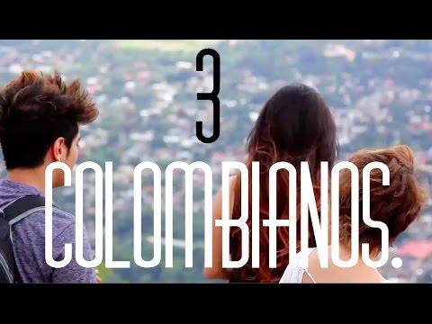 Somos 3 Colombianos conociendo Mexico.