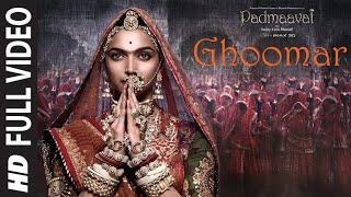 Full Video:Ghoomar|Padmaavat|Deepika Padukone Shahid Kapoor Ranveer Singh|Shreya Ghoshal SwaroopKhan - TSERIES