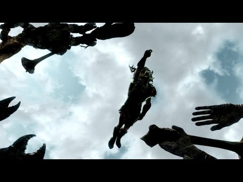 Skyrim Mods Special Feature: Look, Up in the Sky!
