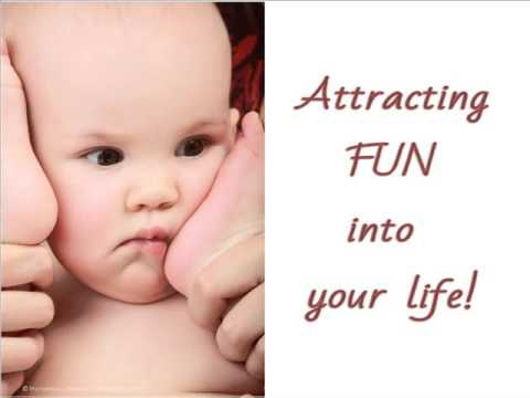 Abraham Hicks - Attracting FUN Into Your Life!