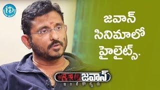 Director B V S Ravi About Jawaan Movie Highlights || #Jawaan || Talking Movies With iDream - IDREAMMOVIES