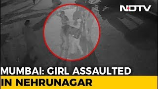 On Video, Man Slapped Mumbai Girl Till She Fainted As Others Looked - NDTV