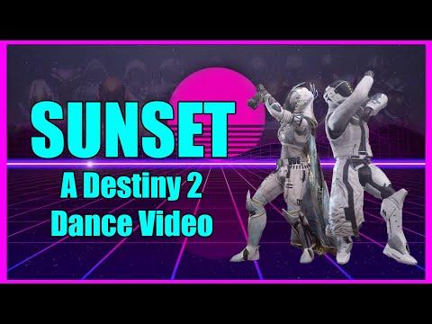Sunset - A Destiny 2 Dance Video
