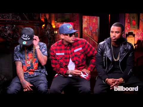 Chris Brown - Chris Brown, Trey Songz & Tyga Talk