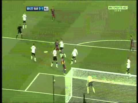 FC Barcelona vs Manchester United  [3-1] - FINAL Champions League 2011 Full Highlights and Goals