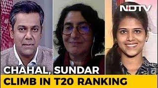 Sundar, Chahal Shine: Gen-Next Of Indian Cricket Ready For Big League? - NDTV