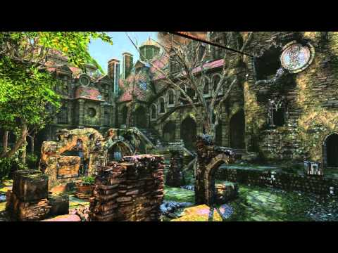 Chateau multiplayer map - UNCHARTED 3