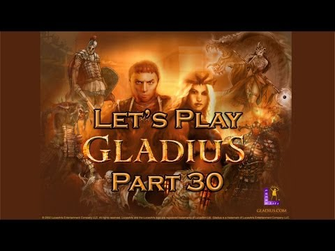 Let's Play Gladius (GCN) Windward Steps - Part 30: Treachery in the Ranks
