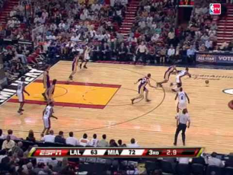 Top 10 Dwyane Wade Plays of the 2009 Season