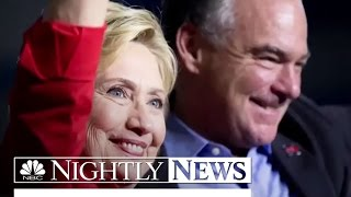 New Emails Show Clinton Foundation Donors Sought Special Access | NBC Nightly News - NBCNEWS