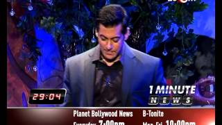 Bollywood News in 1 minute 05/03/14 | Salman Khan, Shahrukh Khan, Jacqueline Fernandez & others