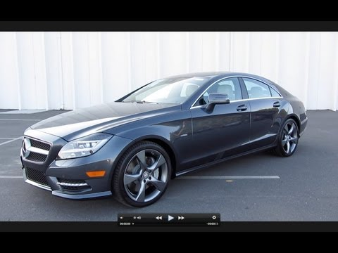 2012 Mercedes-Benz CLS550 Launch Edition Start Up, Exhaust, and In Depth Tour