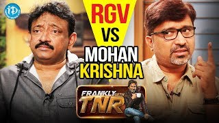 RGV Vs Mohan Krishna Indraganti || Frankly With TNR || Talking Movies With iDream - IDREAMMOVIES