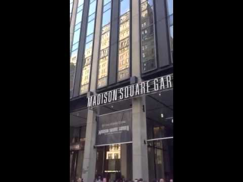 6.2,ENT. MADISON SQUARE GARDENS WEBISODE 2