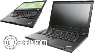 Lenovo ThinkPad T430s: подробный обзор ( видеообзор ) от FERUMM.COM