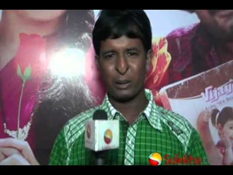 Actor Kili Ramachandran Speaks at Velmurugan Borewells Movie Audio Launch