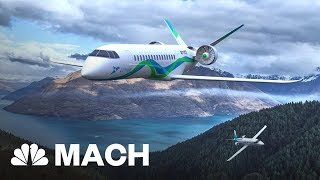 Zunum's Hybrid-Electric Airplane Could Be The Future Of Air Travel | Mach | NBC News - NBCNEWS