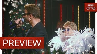 Elton John and George Michael tribute - Even Better Than the Real Thing: Christmas Special - BBC - BBC