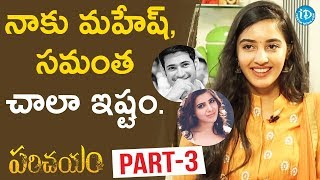 Parichayam Movie Team Exclusive Interview Part #3 || Talking Movies With iDream - IDREAMMOVIES