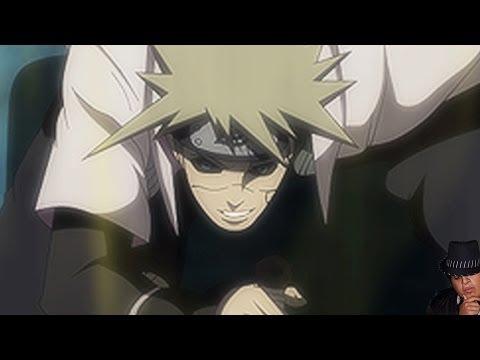 Naruto 630 Manga Chapter Review -- Minato Vs Madara & The Juubi —ナルト—