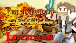 Thumbnail van NAAR ENTROPIA EN RAILWAY AFMAKEN! - Minecraft: The Kingdom Calici (Livestream)
