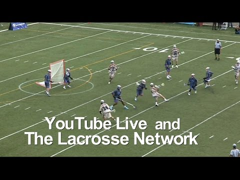 YouTube Live & The Lacrosse Network