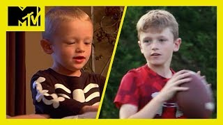 8 'Teen Mom' Kid Transformations We're Not Over | MTV Ranked - MTV
