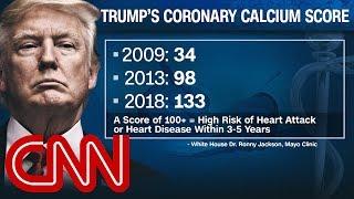 Dr. Gupta: Trump a heart disease risk - CNN