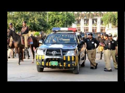 Punjab City Traffic Police (Pakistan).wmv