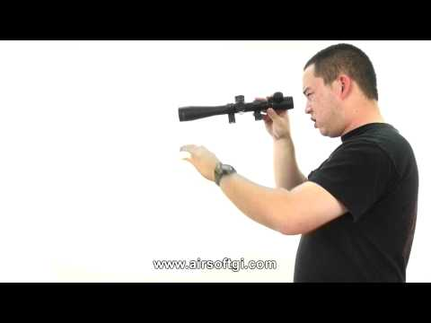 Airsoft GI - All About Scopes - How do They Work?  Which One Should I Buy?