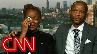 Gold Star family shares their pain - CNN