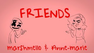 Marshmello & Anne-Marie - Friends ( 2018 )