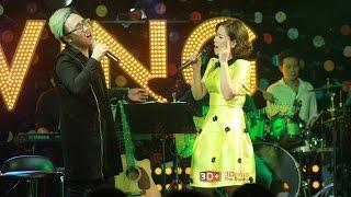 Thùy Chi hóm hỉnh hát trách Trung Quân Idol vì quên lời bài hát, Thuỳ Chi cực đáng iu ạ :x