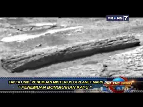 Penemuan Paling Misterius Di Planet Mars On The Spot Terbaru