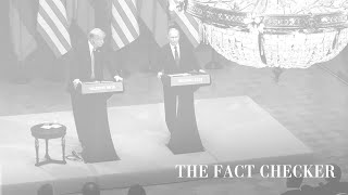 Fact-checking Trump and Putin's news conference  | Fact Checker - WASHINGTONPOST