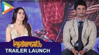 Kedarnath | Official Trailer Launch | Sushant Singh Rajput | Sara Ali Khan | Part 2 - HUNGAMA