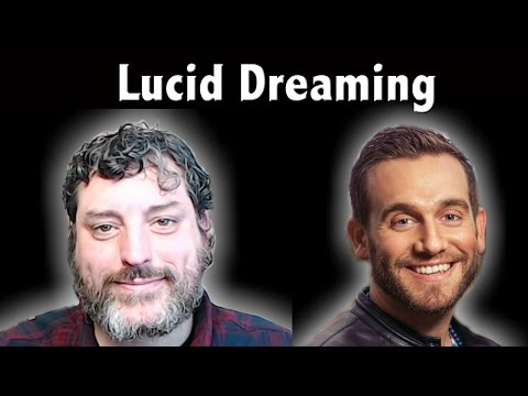 🔴 LIVE: How To Lucid Dream with Charlie Morley - 4-11-17 12:00pm EST.