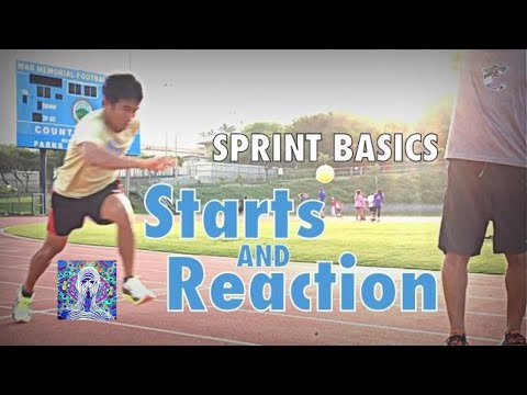 Sprint Basics: Starts and Reaction Time