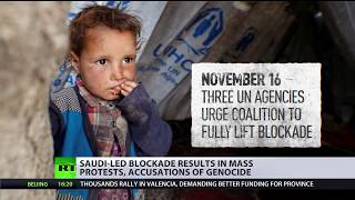 Lifting Yemen blockade by Saudis far from enough – Red Cross to RT - RUSSIATODAY