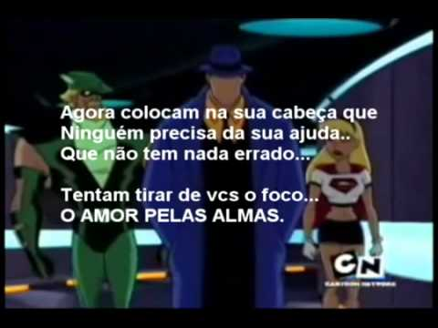 LIGA DA JUSTIÇA revela Os ILUMINATES.flv