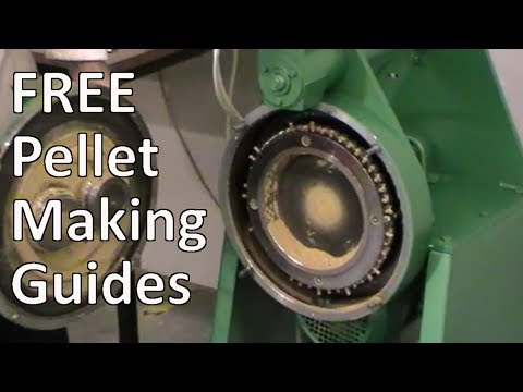 The Mini Pellet Mill and Wood Pellets Guide