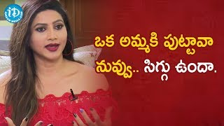 Opportunities will not come after certain Age - Actress Rishika   Soap Stars with Anitha #52 - IDREAMMOVIES