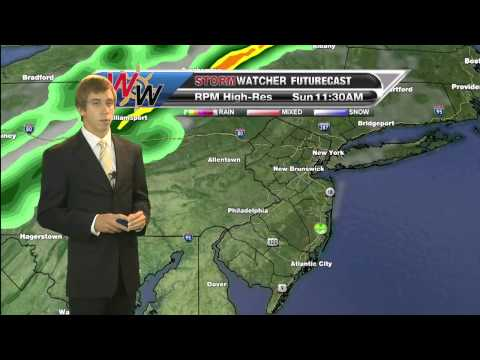 Thursday, September 18th Afternoon Forecast