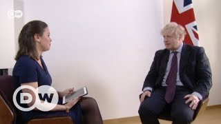 Boris Johnson: Russia's position in Skripal case is increasingly bizarre | DW English - DEUTSCHEWELLEENGLISH